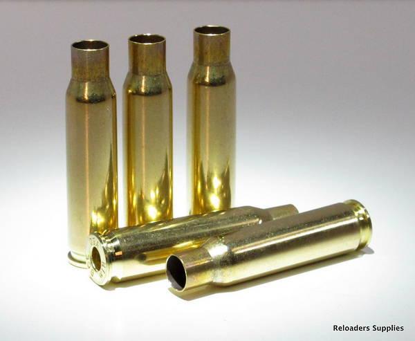 Buffalo River OSA .308 Win Brass x50
