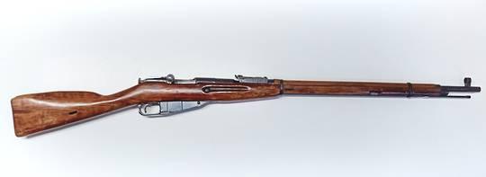 Mosin Nagant 91/30 Izhevsk 1942 Matching