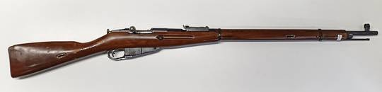 Mosin Nagant 91/30 Izhevsk 1943 Matching