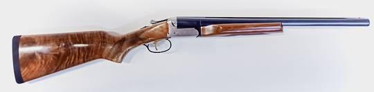 "Stoeger 12ga Coach Gun 20"" Wood/ Nickle"