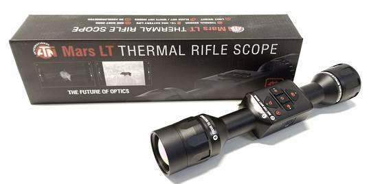 ATN Mars LT 5-10 320x240 50mm Thermal Scope