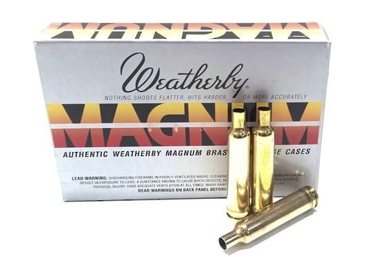 Weatherby Brass 257WBYMAG x20