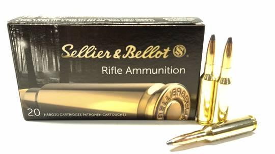 Sellier & Bellot 6.5 Creedmoor 156gr SP (20rds)