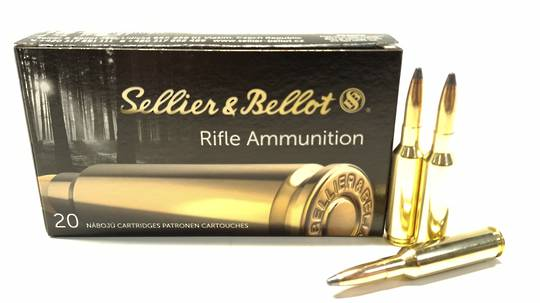 Sellier & Bellot 6.5 Creedmoor 140gr SP x20