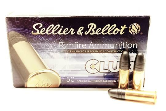 Sellier & Bellot 22LR Club x50