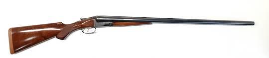 "AH Fox Sterlingworth 12ga SBS 30"" Game Gun Second Hand"