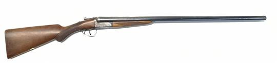 "Webley & Scott model 700 12ga SBS 30"" Game Gun Second Hand"