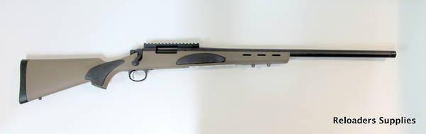 "Remington 700 ADL Tactical 6.5 Creedmoor 24""  Threaded FDE"