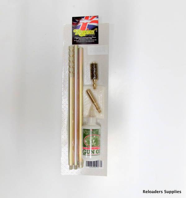 Napier Of London 12GA 3 Piece Shotgun Cleaning Kit