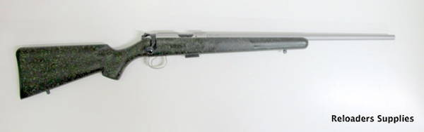CZ 455 Synthetic Stainless 17 HMR