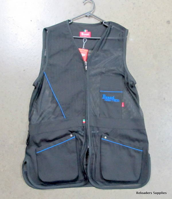 Perazzi High Tech Shooting Vest Size 54