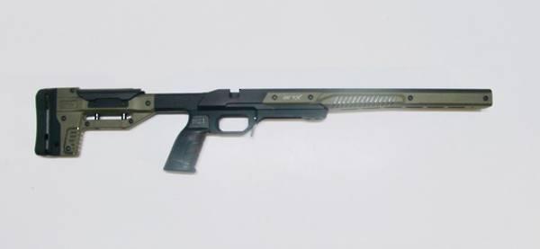 MDT Oryx Remington 700 L/A Chassis OD Green