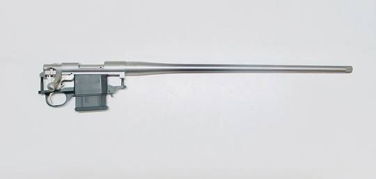 """Howa Mini Action 6.5 Grendel 20"""" Barrelled Action Light Weight Threaded (Stainless finished)"""