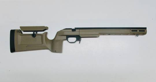 Howa 1500 S/A Chassis Stock KRG Bravo FDE Colour