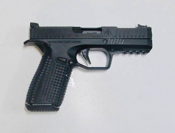 Arsenal Firearms Stryk B 9mm Black