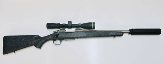 Bergara B14 Extreme Hunter 308Win Suppressed Package