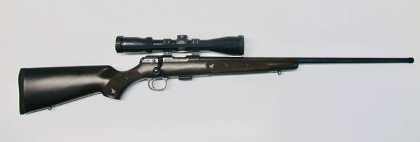 CZ 457 American with Nikko Daimond Illuminated 3-12x42 Hold Fast, Sportmatch Rings & Yo Dave Trigger