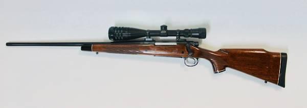 Remington 700 BDL L/H 7mmRM Weaver 4-16x50 Second hand