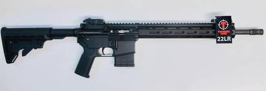 Tippmann Arms M4-22 Elite-L 22LR rifle