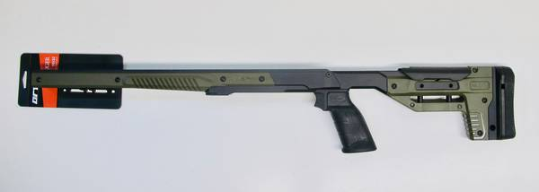 MDT Oryx Ruger 10/22 Chassis Stock RH OD Green
