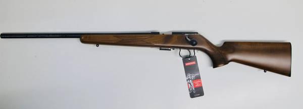 Anschutz 1517 DHB .17HMR Classic