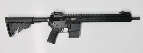 "Tippmann Arms M4-22 Elite Fluted 16"" 22LR rifle"
