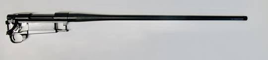 """Howa 1500 300 PRC  24"""" Barrelled Action Threaded (Blue finished)"""