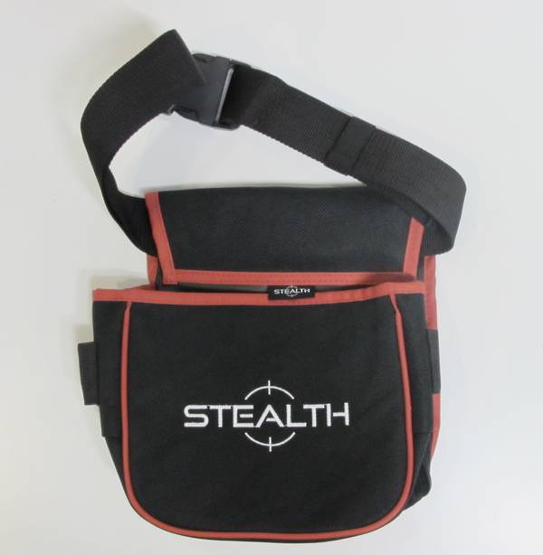 Stealth Trap Shooters Shell bag Black/Orange