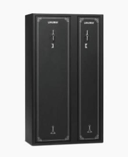 LOKAWAY SAFE DOUBLE DOOR 1500X860X400