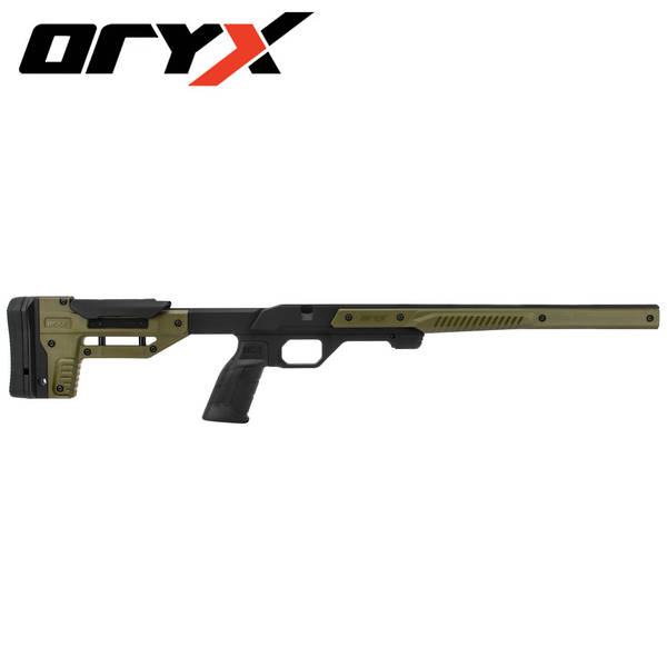 MDT Oryx Howa Mini Action Chassis OD Green