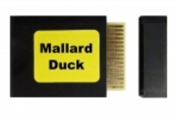 Game Caller Sound Card Mallard Duck