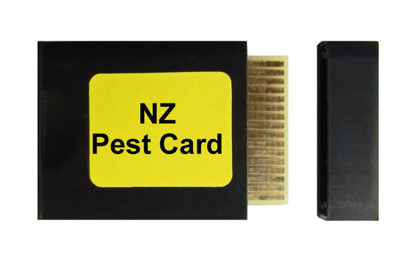 Game Caller Sound Card NZ Pest