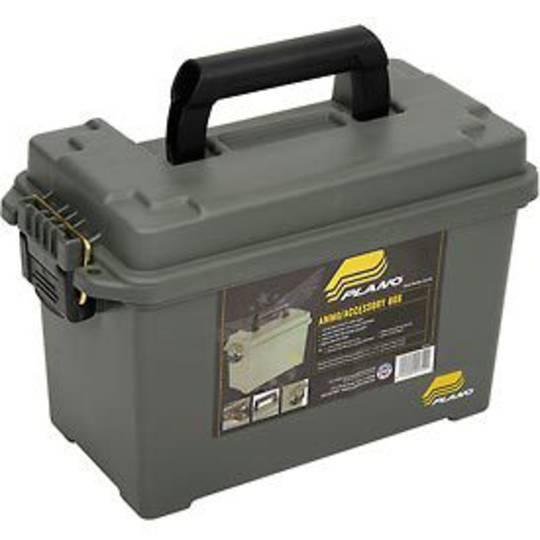 Plano Ammo Box Green #171200