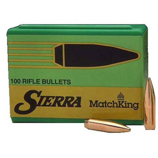 Sierra Matchking 30cal 210gr HPBT #9240 50's