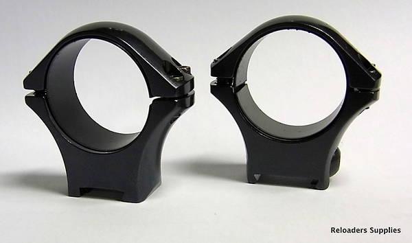 Sako Optilock Ring Mounts 30mm Low Blue