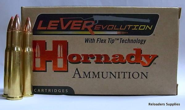 Hornady Leverevolution 30-30 160gr FTX 20 Rounds