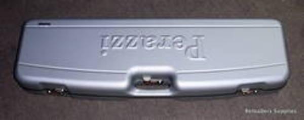 Perazzi Standard Embossed Hard Case Single O/U Silver