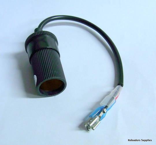 Car Cigarette Lighter Adaptor For Nite Stalker Battery
