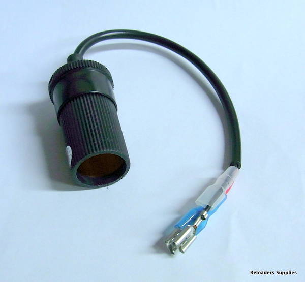 Car Cigarette Lighter Adaptor For Nite Stalker Battery