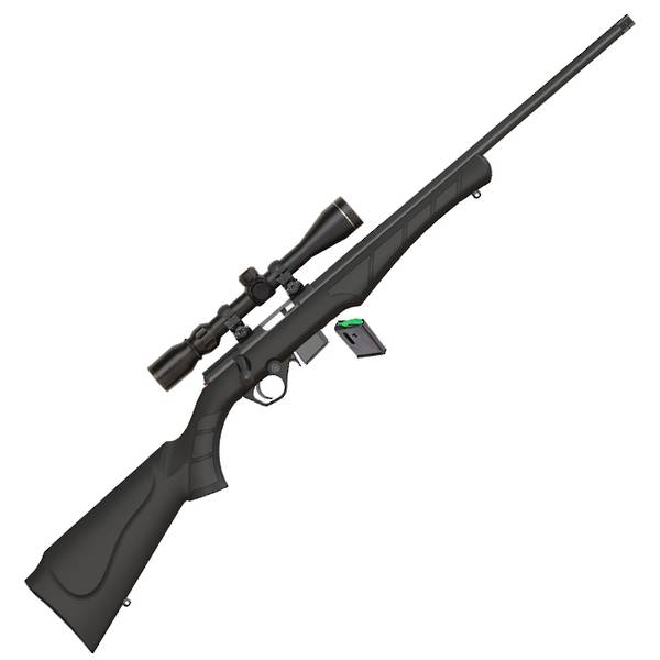 Rossi Model 8122 22WMR Package (Bolt Action)