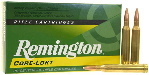 Remington Core Lokt 280 Remington 165gr PSP 20 Rounds