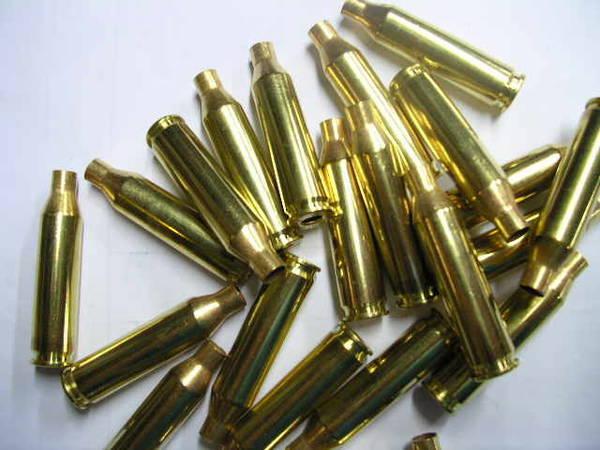 Remington 6.5 x 55 Swedish Brass