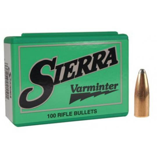 Sierra 6mm 85gr Varminter #1520
