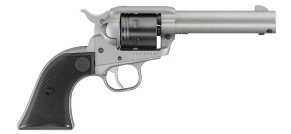Ruger Wrangler .22LR Revolver Silver Colour