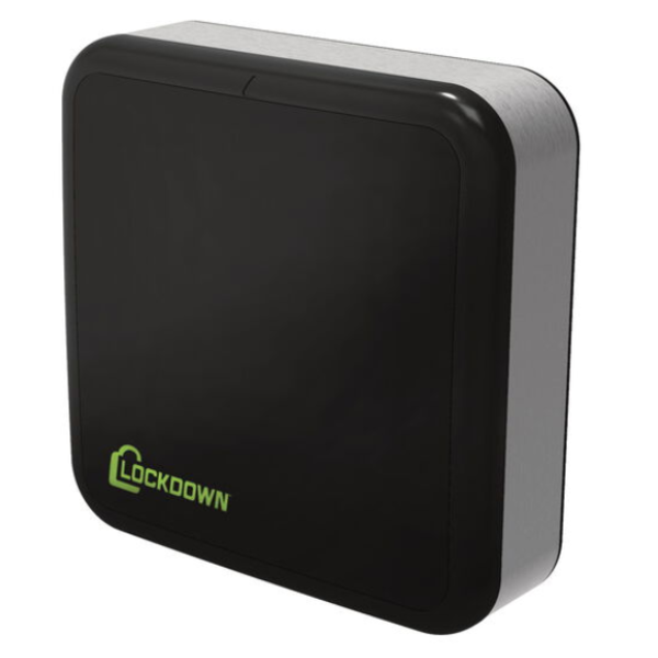 Lockdown Puck Security Monitoring Device