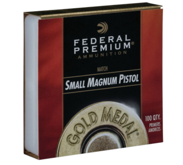 Federal Small Pistol Magnum Gold Medal Match GM200M x1000