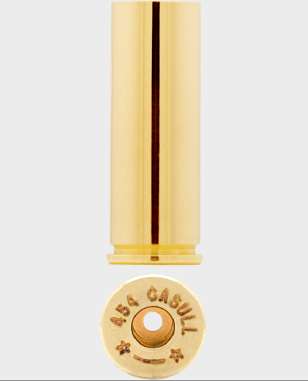 Starline Brass 454 Casull x100