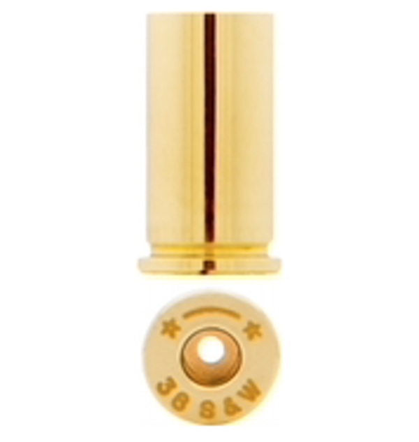 Starline Brass 38 S&W x100
