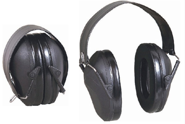 Allen Ear Muffs - Collapsible Low Profile