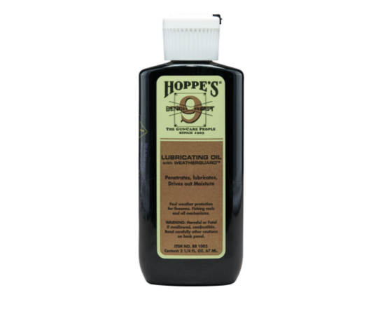 Hoppe's Bench Rest Lubricating Oil 2.25oz